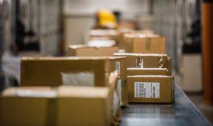 Tracking en beheer van pakketten